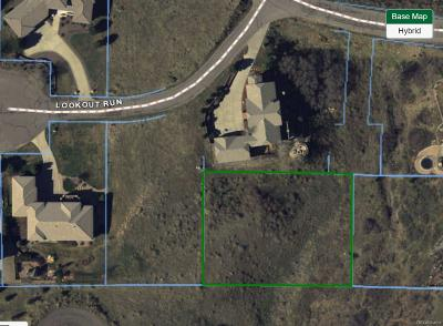 Littleton Residential Lots & Land Active: 7285 North Wildcat