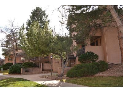 Boulder Condo/Townhouse Under Contract: 4475 Laguna Place #206