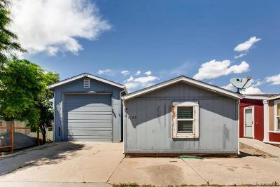 Denver Single Family Home Active: 2129 West 91st Place