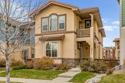 Denver Single Family Home Active: 9411 East 5th Avenue