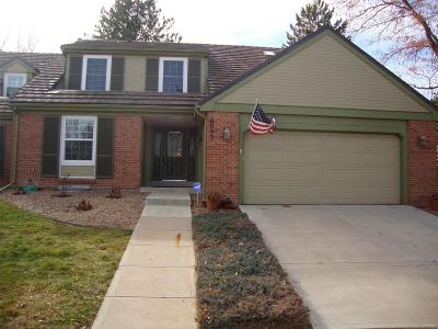 Centennial Condo/Townhouse Active: 6093 East Briarwood Drive