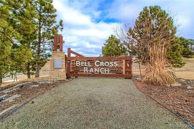 Parker Residential Lots & Land Active: 11634 Bell Cross Circle