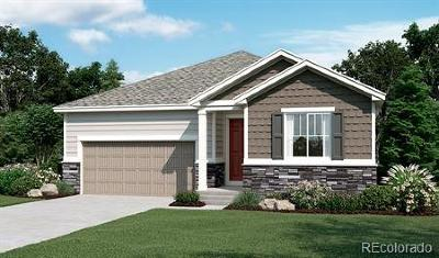 Castle Rock Single Family Home Active: 3694 White Rose Loop