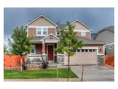 Parker Single Family Home Active: 10034 Des Moines Street