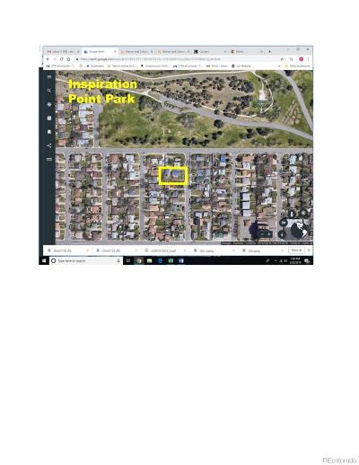 Residential Lots & Land Active: 4877 Chase Street