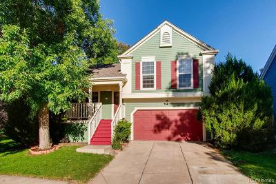 Lafayette Single Family Home Under Contract: 1053 Pegasus Place