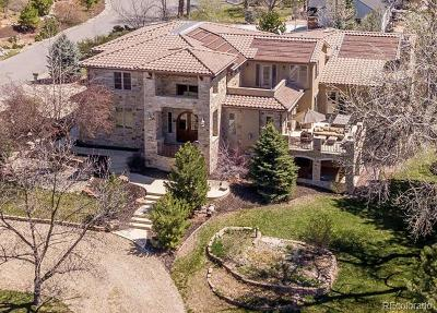 Greenwood Village CO Single Family Home Active: $2,875,000