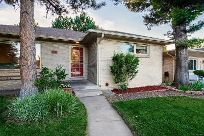 Denver Single Family Home Active: 1021 South Harrison Street