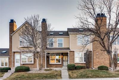 Littleton Condo/Townhouse Under Contract: 9613 West Chatfield Avenue #C