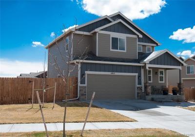 Frederick Single Family Home Under Contract: 6812 Catalpa Circle