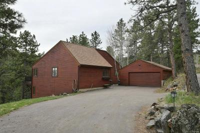 Evergreen Single Family Home Under Contract: 7324 Heiter Hill Drive