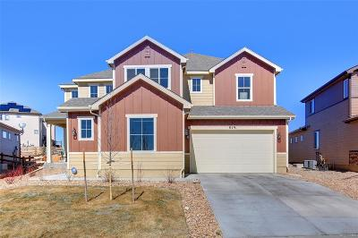 Arvada Single Family Home Under Contract: 8491 Orchard Way