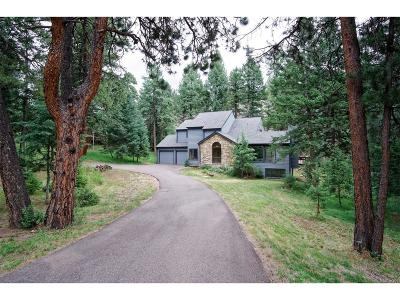 Evergreen Single Family Home Under Contract: 3774 Valley Drive