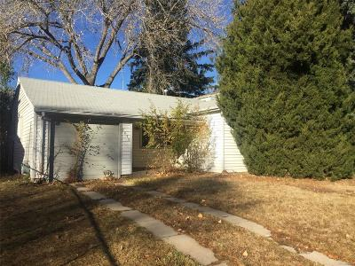 Single Family Home Sold: 2455 South Garfield Street