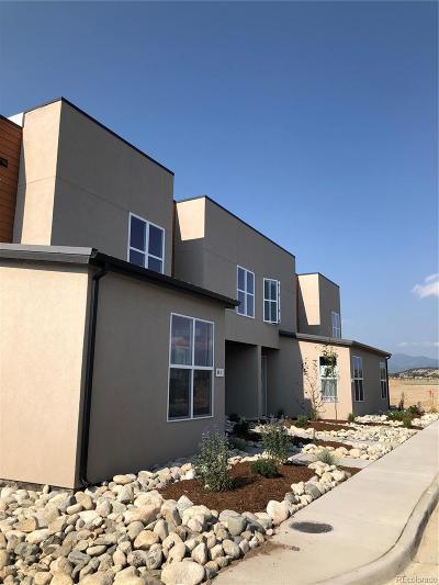 Salida Condo/Townhouse Under Contract: 1001 Emma Lane #C