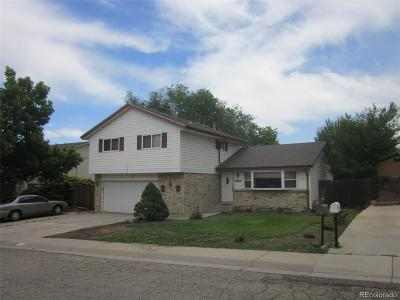 Arvada Single Family Home Active: 6434 North Zinnia Street