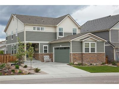 Castle Rock Single Family Home Under Contract: 3565 Sky Church Drive