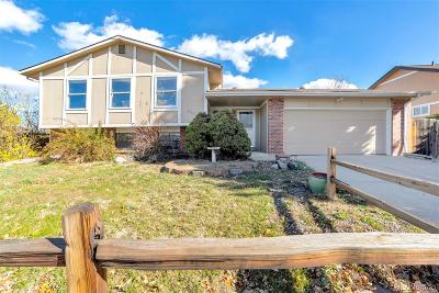 Arvada Single Family Home Under Contract: 8963 West 75th Circle