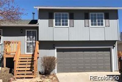 Arvada Single Family Home Under Contract: 8531 West 86 Th Circle