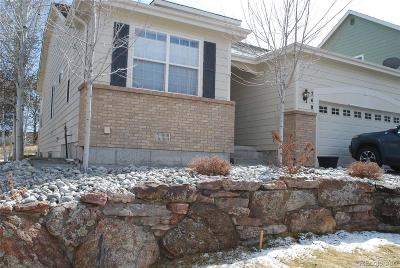 Castle Pines Single Family Home Under Contract: 740 Deer Clover Circle