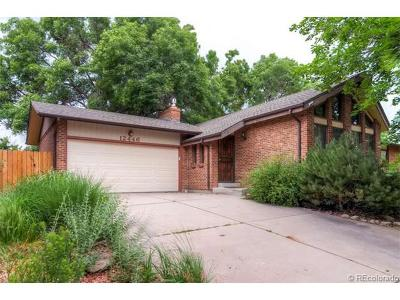 Single Family Home Sold: 12446 East Cedar Circle