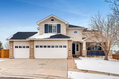 Highlands Ranch Single Family Home Active: 681 Ridgemont Place