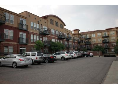 Lone Tree Condo/Townhouse Under Contract: 10176 Park Meadows Drive #2211