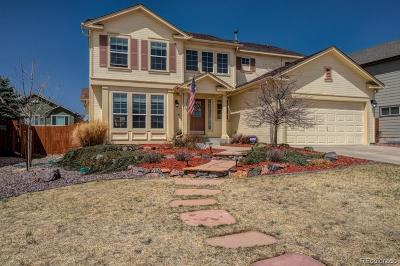 Peyton Single Family Home Active: 10368 Mount Evans Drive