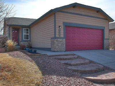 Fountain Single Family Home Active: 7325 Josh Byers Way