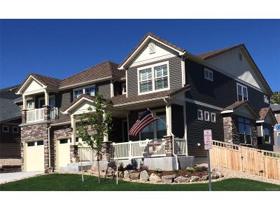 Castle Rock Single Family Home Active: 1449 Clear Sky Way