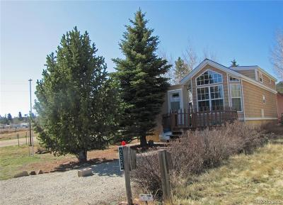Hartsel Single Family Home Active: 232 Clubcar Road