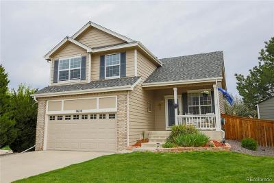Westridge Single Family Home Under Contract: 9608 Sun Meadow Street