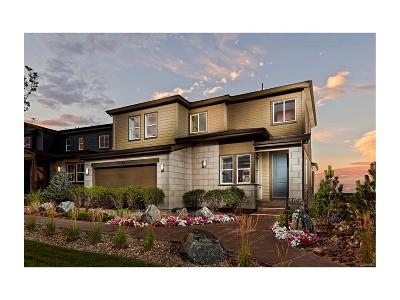 Castle Rock Single Family Home Active: 1744 Tall Tale Lane