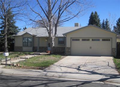 Aurora Single Family Home Active: 17129 East Kenyon Place