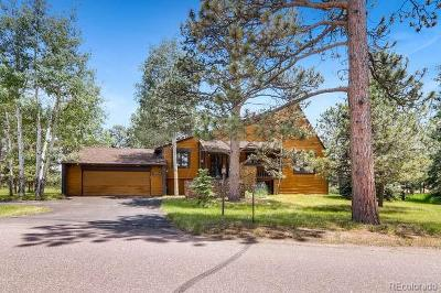 Golden Single Family Home Under Contract: 23836 Currant Drive