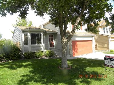Aurora CO Single Family Home Active: $360,000