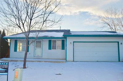 Dacono Single Family Home Active: 403 Sundance Circle