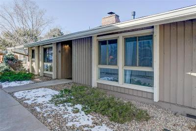 Condo/Townhouse Under Contract: 6495 East Happy Canyon Road #53