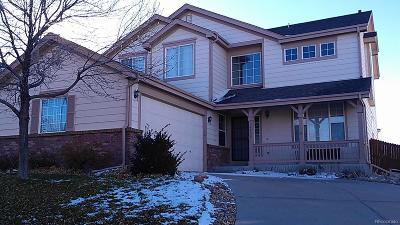 Aurora Single Family Home Active: 18400 East Linvale Drive