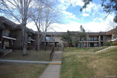 Denver Condo/Townhouse Active: 4537 South Lowell Boulevard #F