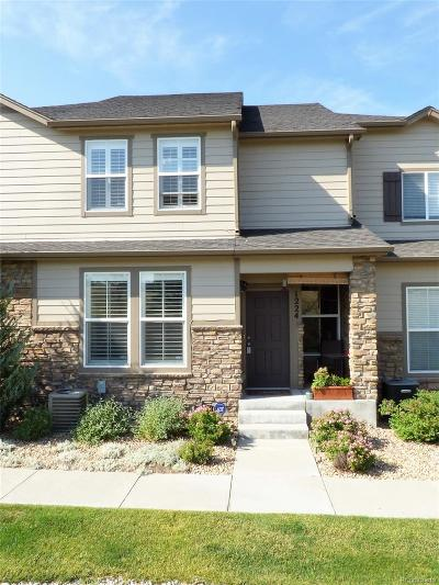 Monument Condo/Townhouse Under Contract: 1224 Timber Run Heights
