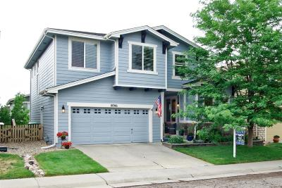 Highlands Ranch Single Family Home Under Contract: 10746 Southhaven Circle