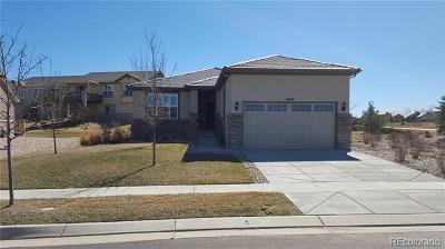Broomfield Single Family Home Active: 4698 Belford Circle