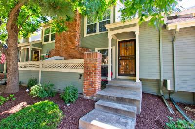 Littleton Condo/Townhouse Active: 2913 West Long Circle #F