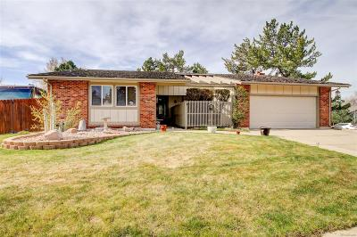 Aurora Single Family Home Active: 2535 South Lansing Way
