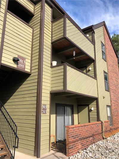 Aurora Condo/Townhouse Under Contract: 11955 East Harvard Avenue #304