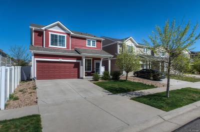 Denver Single Family Home Under Contract: 5556 Liverpool Street