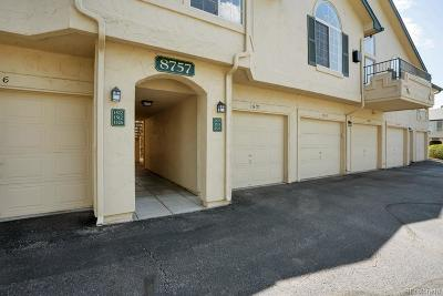 Centennial Condo/Townhouse Under Contract: 8757 East Dry Creek Road #1527