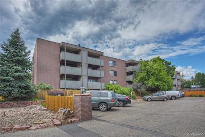Boulder Condo/Townhouse Active: 2227 Canyon Boulevard #209A
