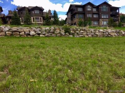 Steamboat Springs Residential Lots & Land Active: 2751 Bronc Buster Loop